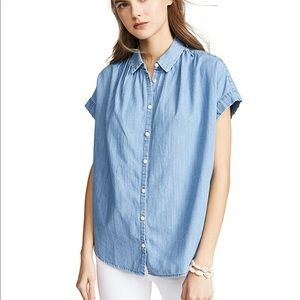 Madewell | Chambray Central Shirt NWOT